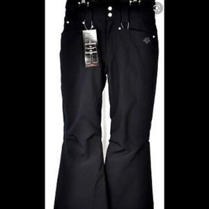 Girls Descente snow pants